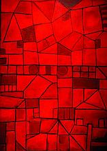 Lucien Sotto, contemporary Belgian artist,