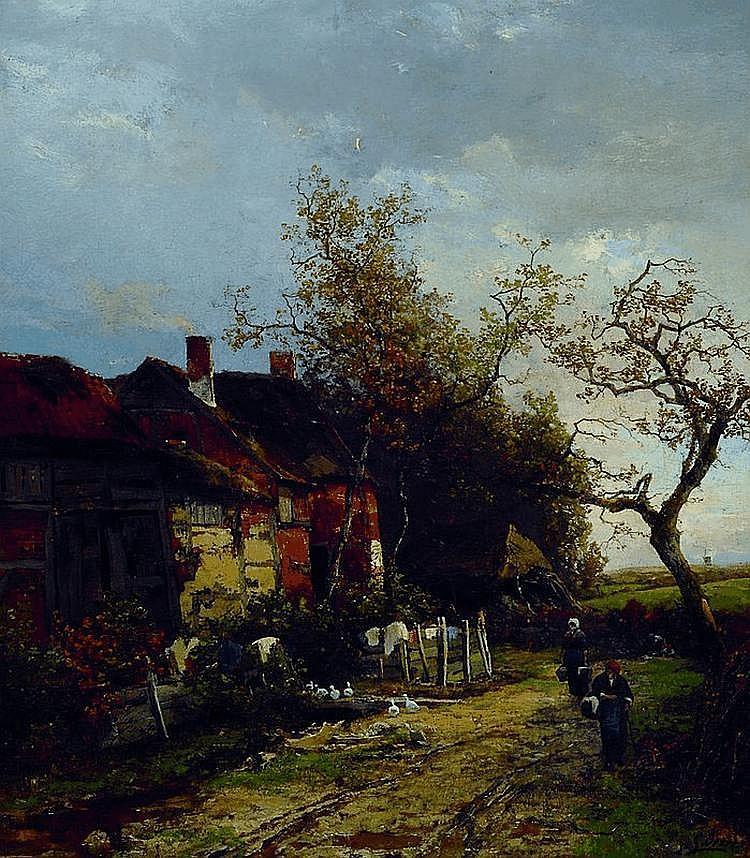 Oeder, Georg, 1846 Aachen-1931 Düsseldorf,