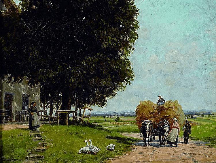 Eichhorn, Peter, 1877 Bamberg - 1960 München,
