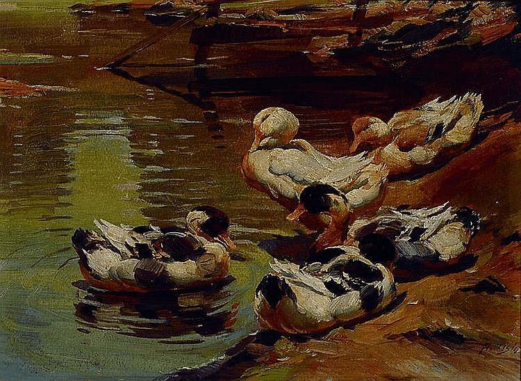 Nisio, Arthur, 1906-1974, brasilianischer Maler,
