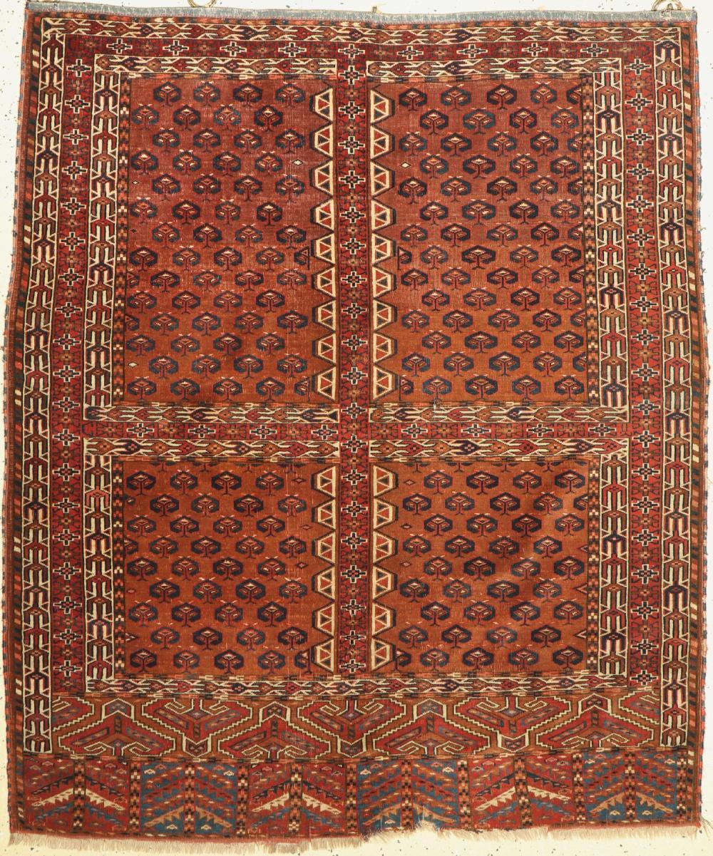 Yomuth Engsi antique, Turkmenistan, 19th century
