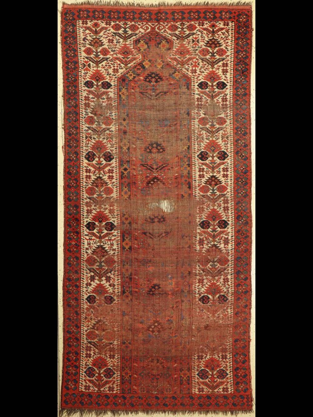 Beschir Engsi antique, Turkmenistan, mid 19th century