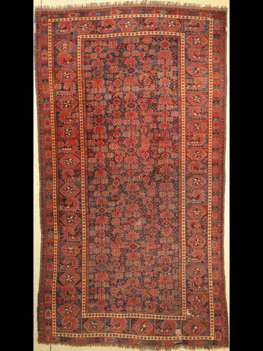 Beschir antique, Turkmenistan, late 19th century
