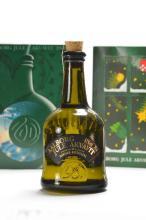 5 bottles of Jule Aalborg Akvavit