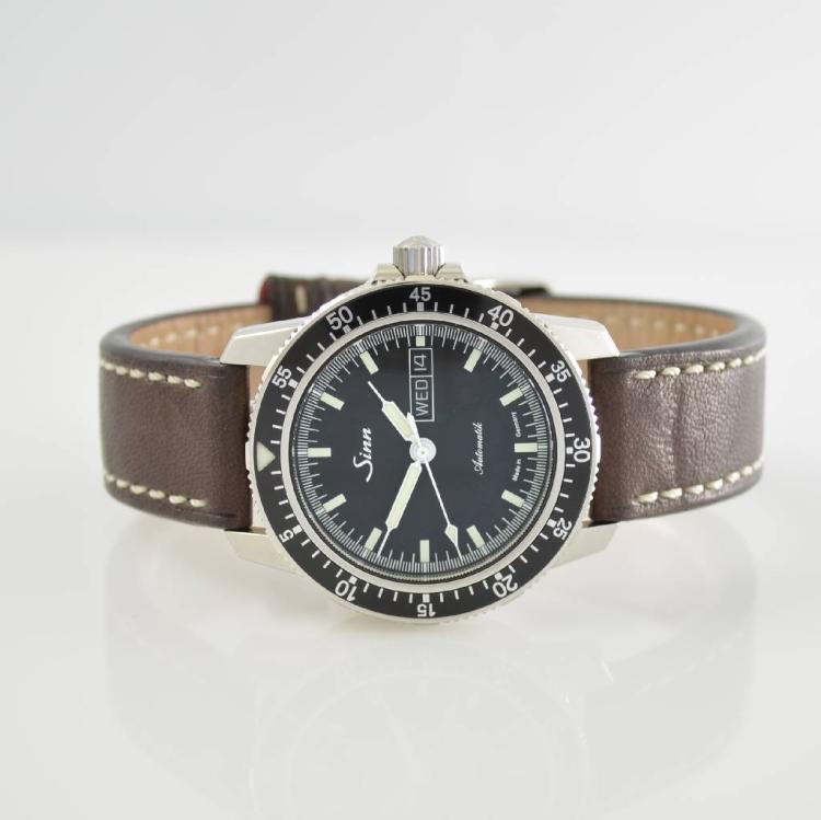 SINN self winding gent's wristwatch