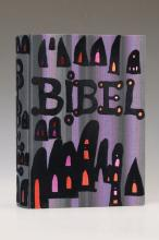 The Bible illustrated of Hundertwasser