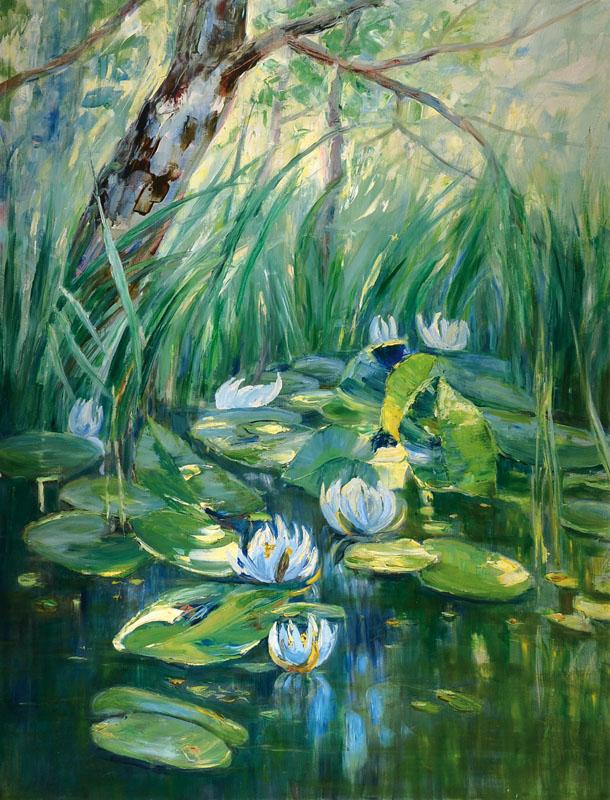Hannah Schreiber de Grahl, 1864-1930, oil/canvas