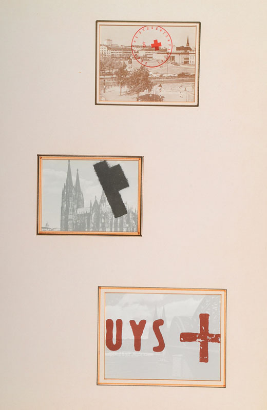 Joseph Beuys, 1921 - 1986, Hommage to Beuys, postcards