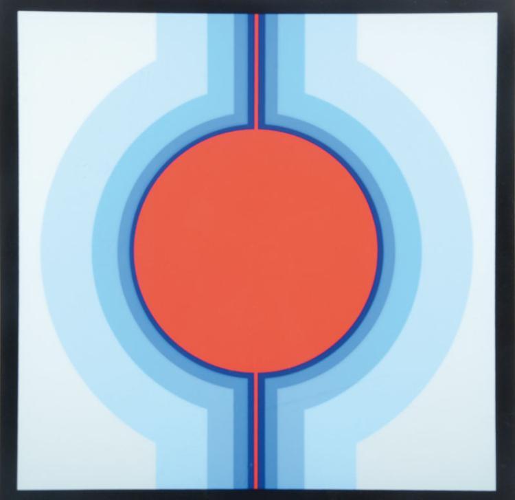 Jo Niemeyer, born 1946, convolute of two graphics