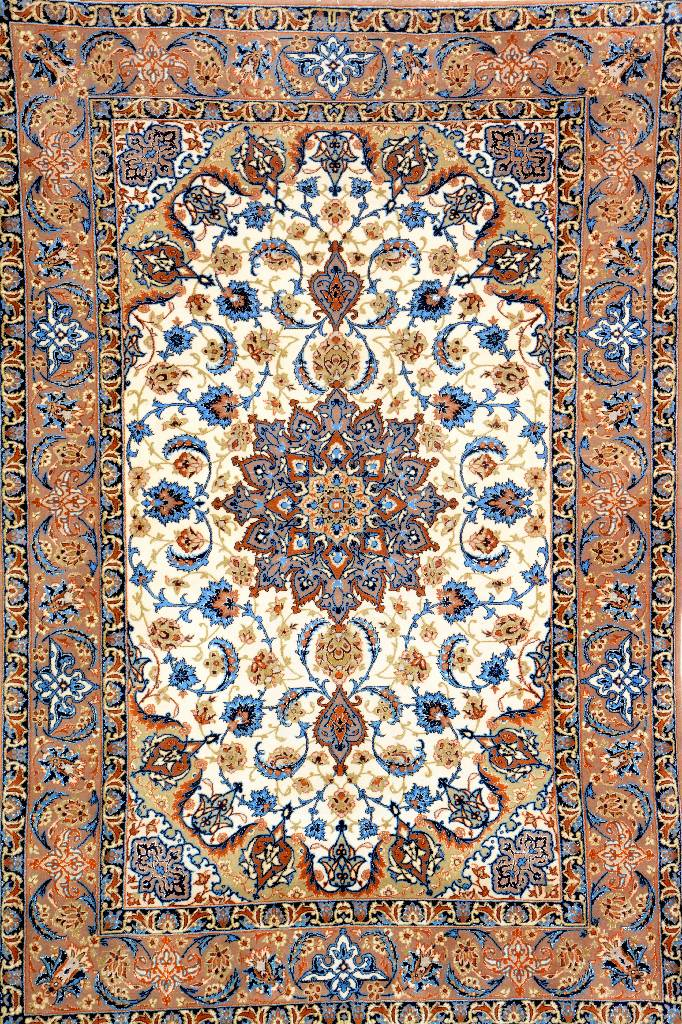 Isfahan 'Part-Silk',