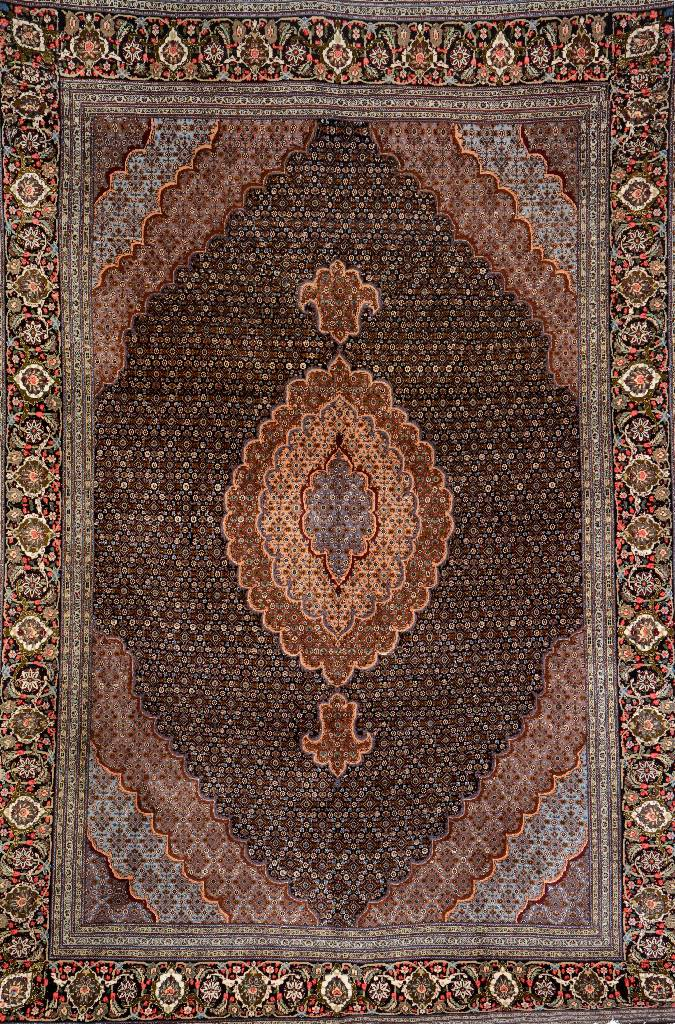 Tabriz 'Part-Silk' (50 RAJ),
