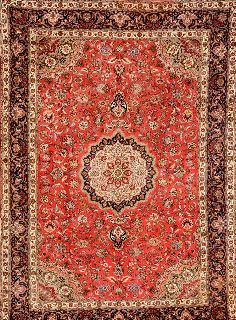 Tabriz 'Part-Silk' (50 RAJ).