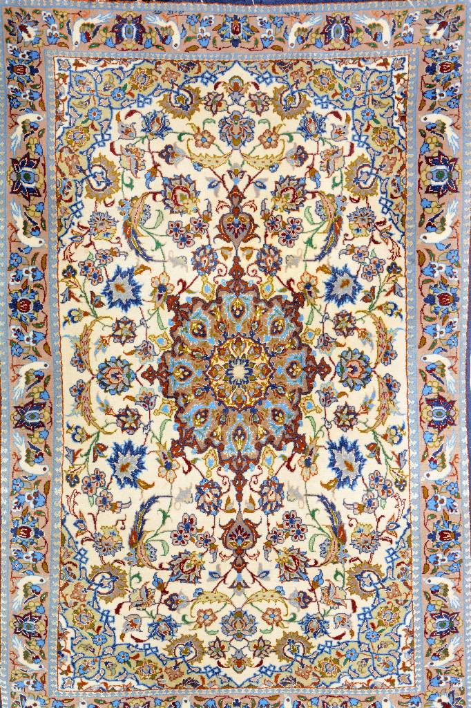 Isfahan 'Part-Silk',