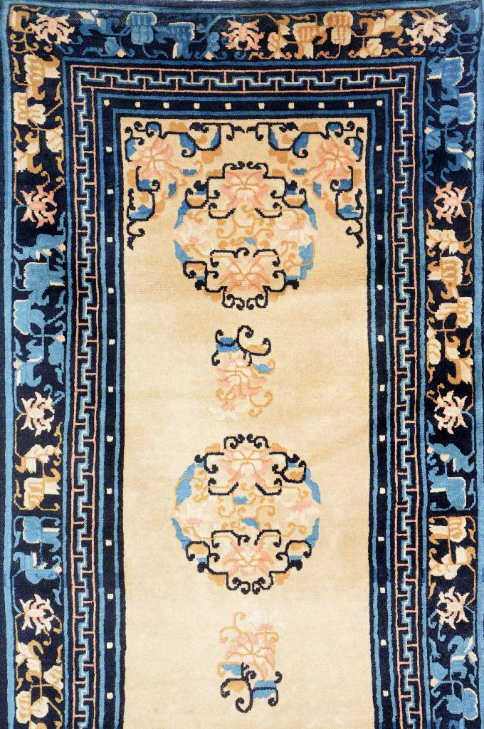 Chinese 'Antique-Finished Rug',