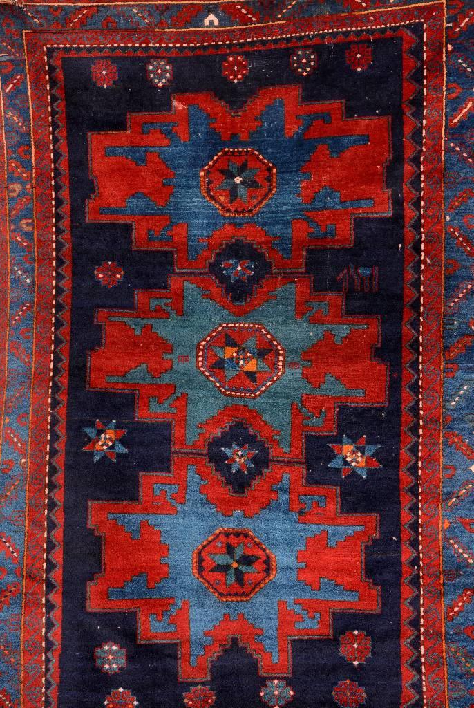 Armenian Lesghi Kazak,