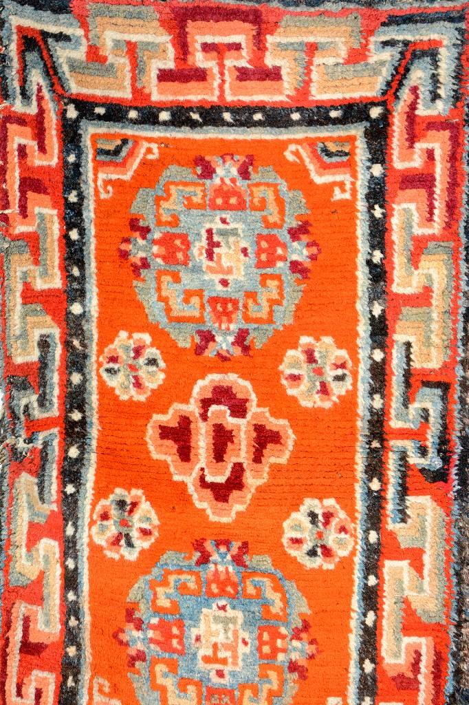 Tibetan 'Meditation-Rug',