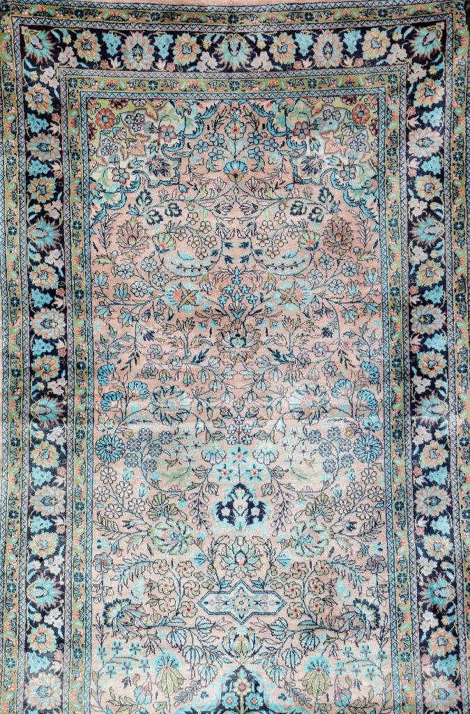 Chinese Silk Qum 'Runner',