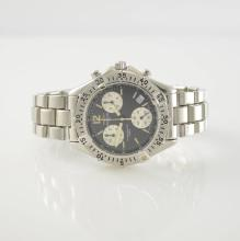BREITLING Colt wristwatch with chronograph