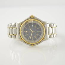 EBEL Discovery gents wristwatch, Switzerland around 1995