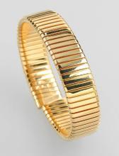 18 kt gold BULGARI bangle