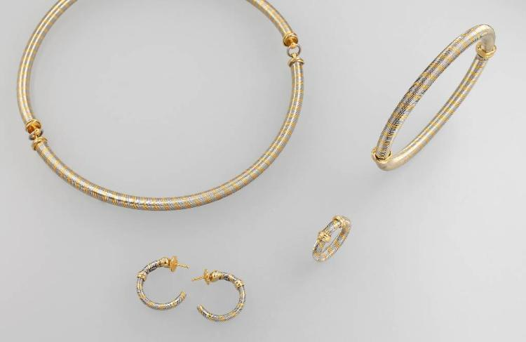 CARTIER jewelry set