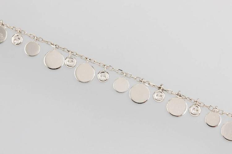 PIAGET Bracelet 'Glitter' with brilliants