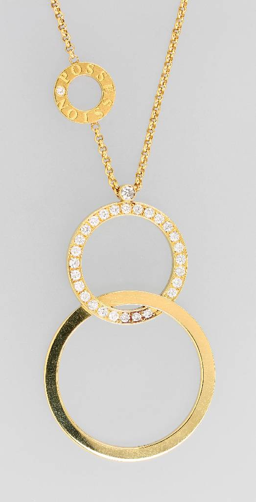 PIAGET necklace 'Possession Sautoir' with brilliants