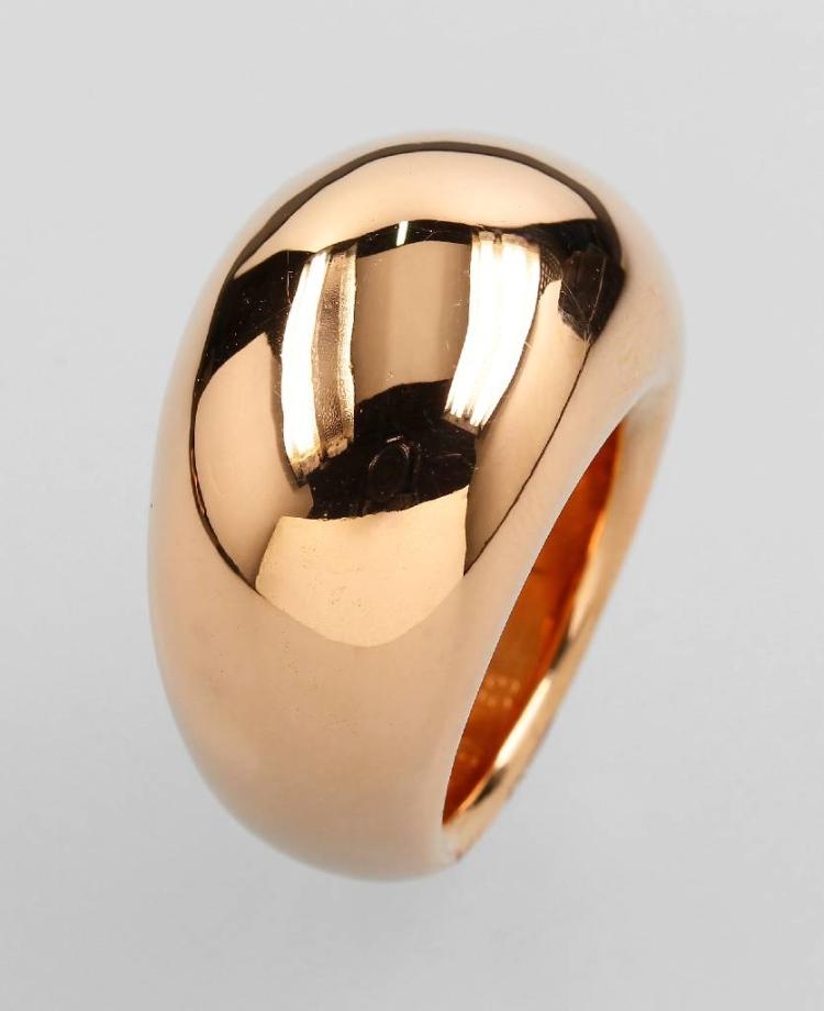 18 kt gold CHRISTIAN DIOR ring