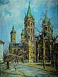 Walther, Friedrich Karl, 1905-1981, Blick auf den, Karl (1905) Walther, Click for value