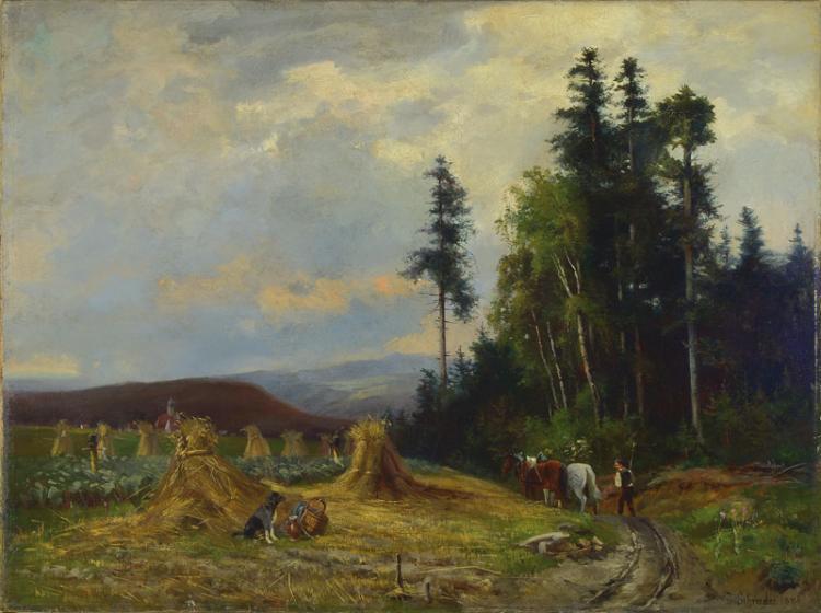 Bertha Schrader, 1845-1920