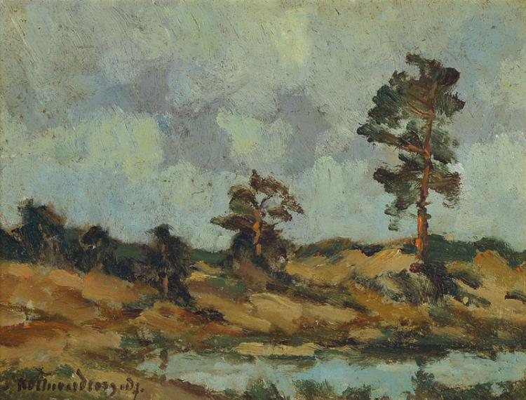 Oskar Raphael Unverdross, 1873-1959