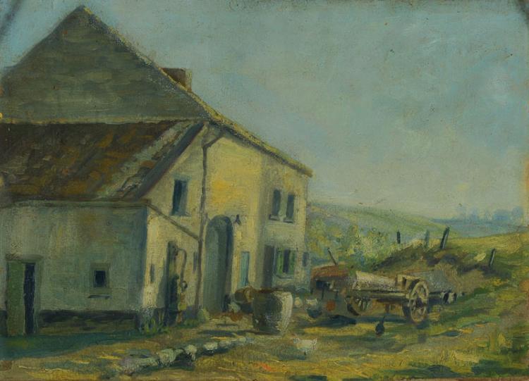 Alfred Holler, 1888-1954