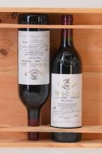 2 bottles of 2000 Vega Sicilia Unico, Ribera del Duero