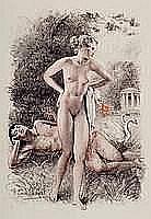 Becat, Paul Emile, 1885-1960, vier kol.
