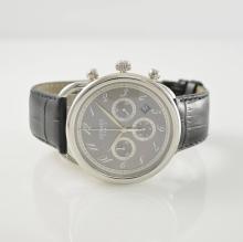 HERMES Paris Arceau big chronograph