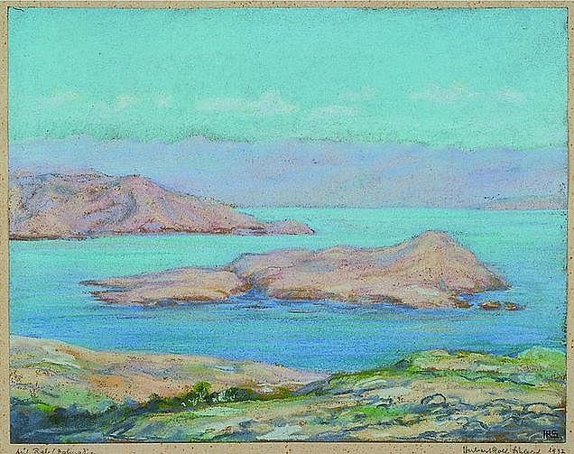 Schlegel, Herbert Rolf, 1889-1972, Auf
