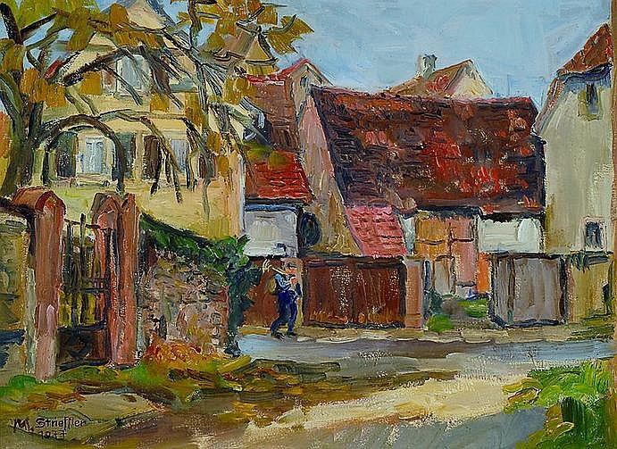 Strieffler, Marie, 1917-1987 Landau, Arzheim bei