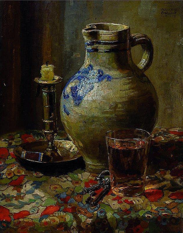 Croissant, August, 1870 Landau bis 1941 Edenkoben,