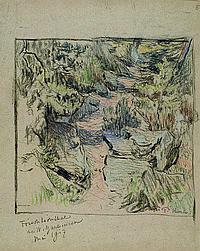 Koch, Friedrich Ferdinand, 1863-1923 Landau,