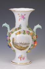 Large panorama vase