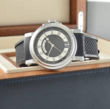 BREGUET gents wristwatch Horlogere De La Marine