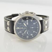 LACO Fliegeruhr type C chronograph model Kiel