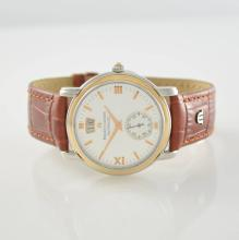 MAURICE LACROIX Masterpiece gents wristwatch with big