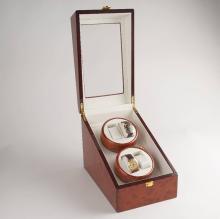 Watch winding system & 2 GLASHUTTE gents wristwatches