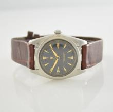 ROLEX wristwatch Oyster Perpetual so called Bubble-Back