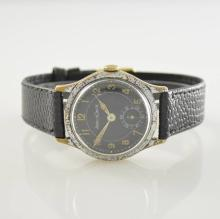 Jaeger-LeCoultre military gents wristwatch