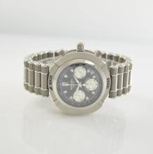 MONTEGA chronograph in chronometer quality