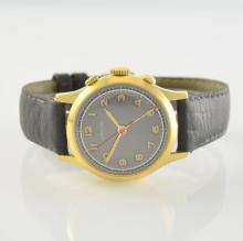 JUNGHANS manual wound alarm wristwatch
