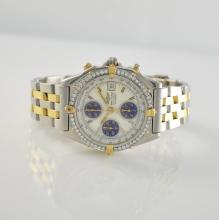 BREITLING self winding chronograph Chronomat