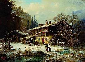 Höfer, Heinrich, 1825 Eisfeld/Thüringen - 1878